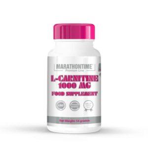 L-Carnitine 1000 mg Tabletta (30 db)
